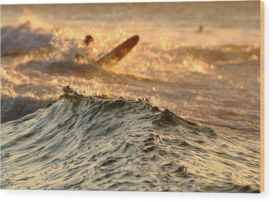 Swell Wood Print