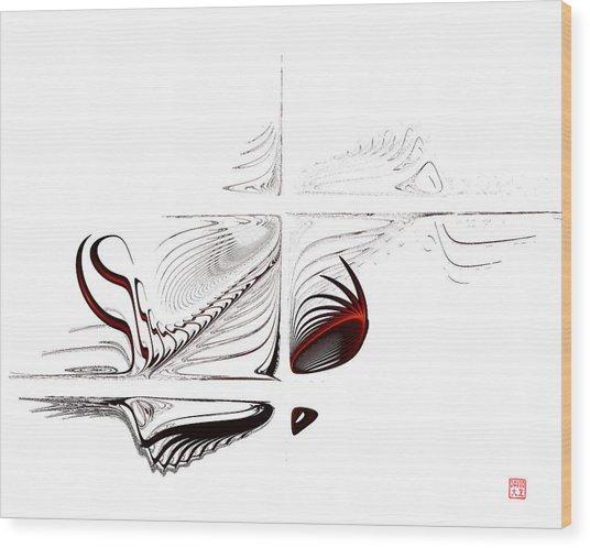 Synergy Wood Print