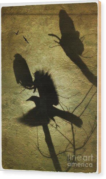 Takeflight - No.1958 Wood Print