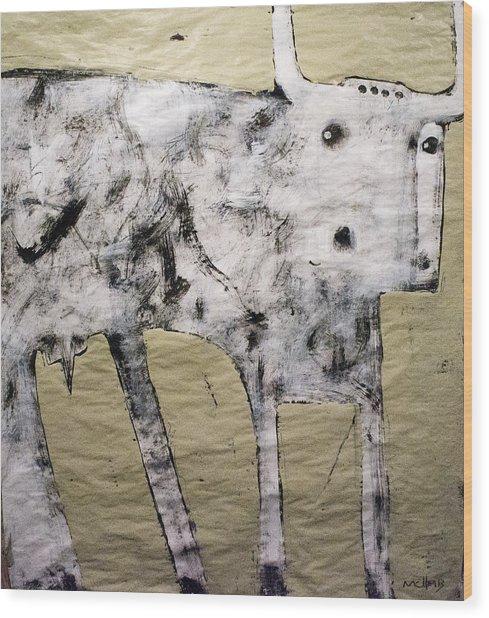 Taurus No 3 Wood Print