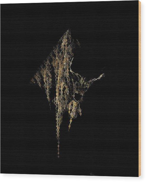 Taurus Wood Print by Viktor Savchenko