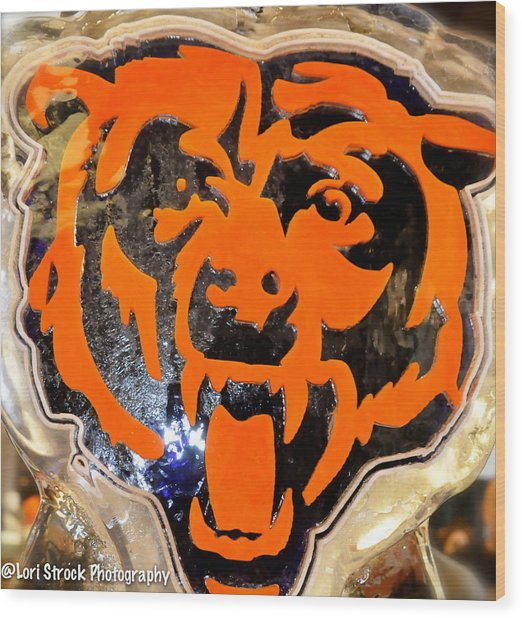 The Bears Wood Print