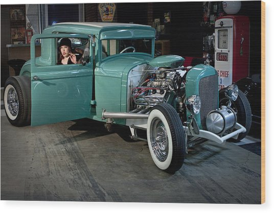 The Coupe 1931 Plymouth Photograph By Audra J Shields