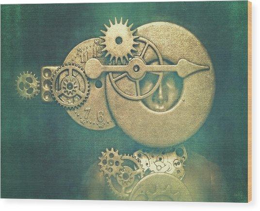 The Mariner Wood Print