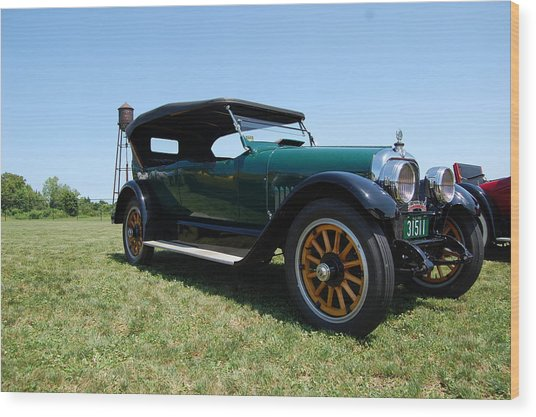 The Mercer Touring Coupe Wood Print