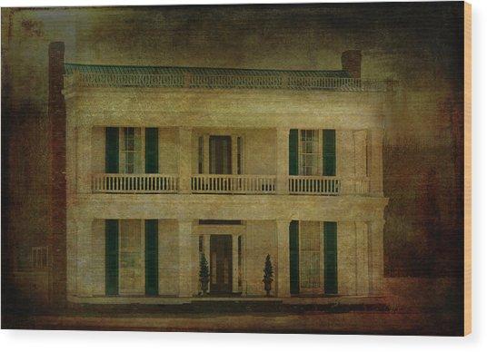 The Neil House Wood Print