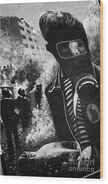 a159041432 The Petrol Bomber At The Battle Of The Bogside Part Of The Peoples Gallery  Murals In