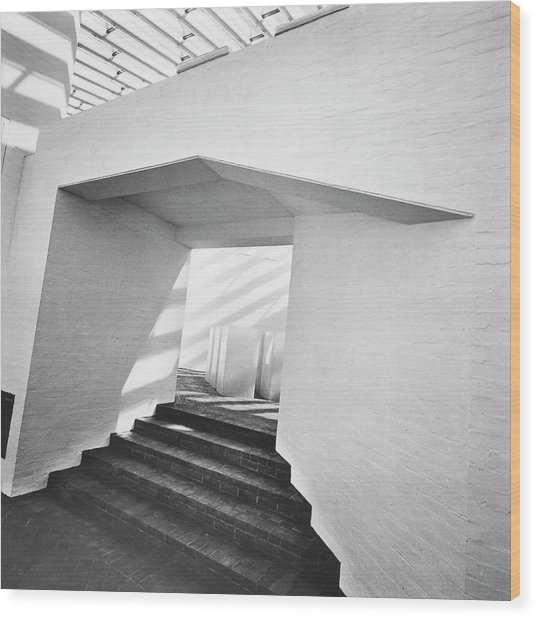 The Sculpture Gallery Of Architecture Philip Wood Print