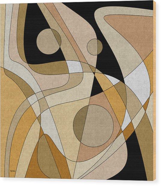 The Soloist Wood Print