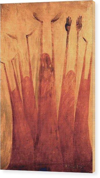 The Tree Of Weeping Wood Print