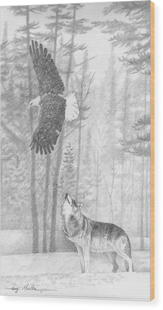 The Wild Wood Print