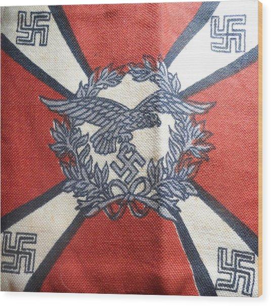 Third Reich Wood Print