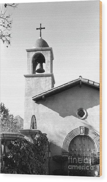 Tlaquepaque Chapel Wood Print