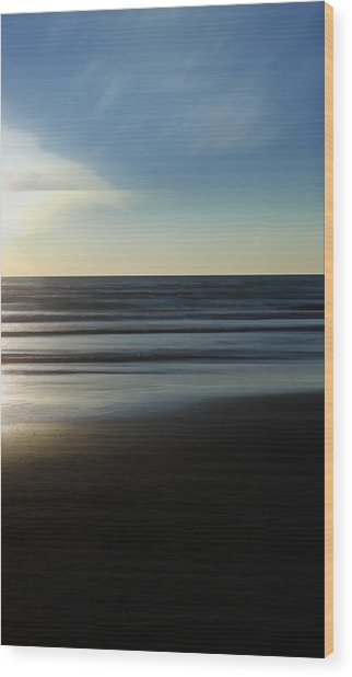 Tranquility - Sauble Beach Wood Print