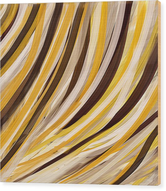 Tropical Ambiance Wood Print