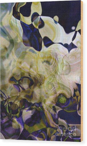Twist-leaf Wood Print