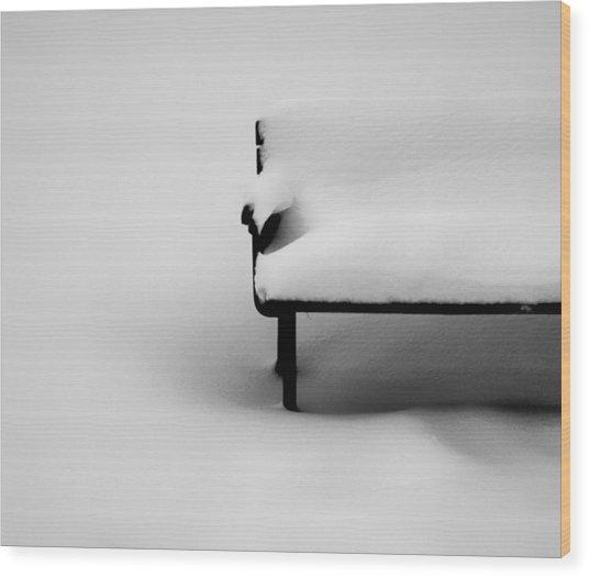 Undisturbed Wood Print