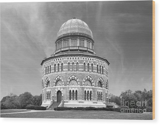 Union College Nott Memorial Wood Print
