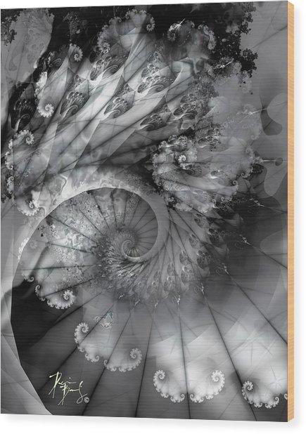 V-11 Wood Print