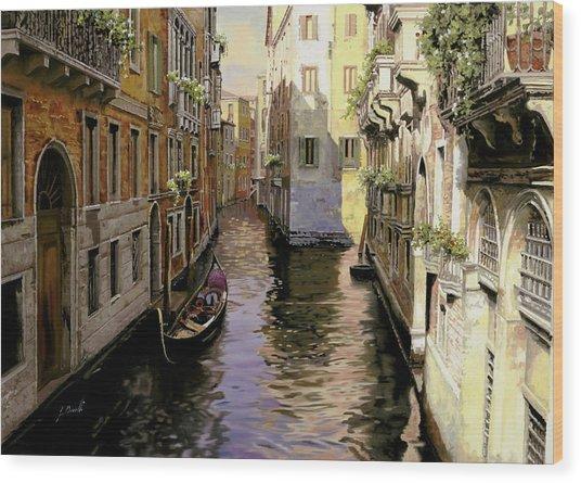 Venezia Chiara Wood Print