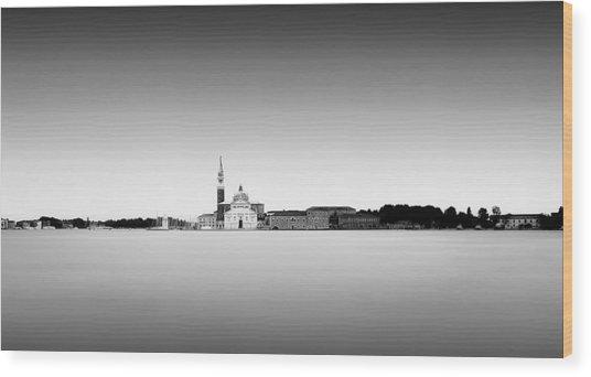 Venice 2 Wood Print by Mihai Florea