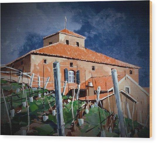 Viansa Wood Print