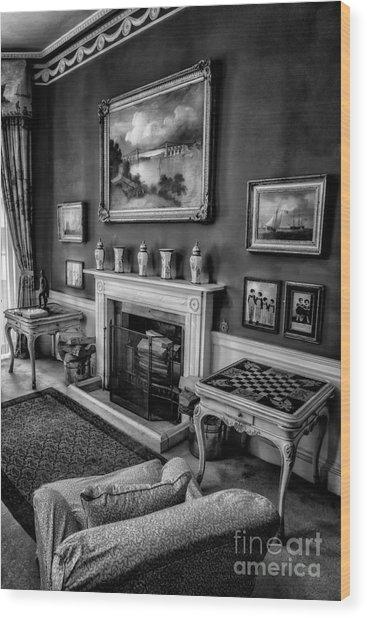 Victorian Style V2 Wood Print