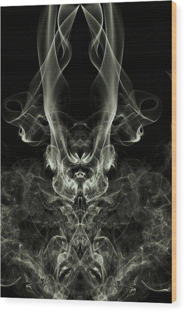Viking Wood Print