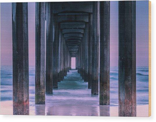 Vista Wood Print