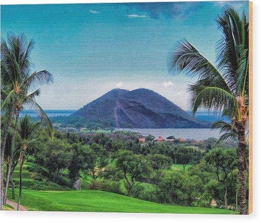 Wailea Golf 6 Wood Print