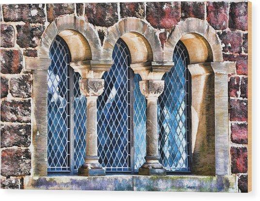 Wartburg Castle - Eisenach Germany - 2 Wood Print