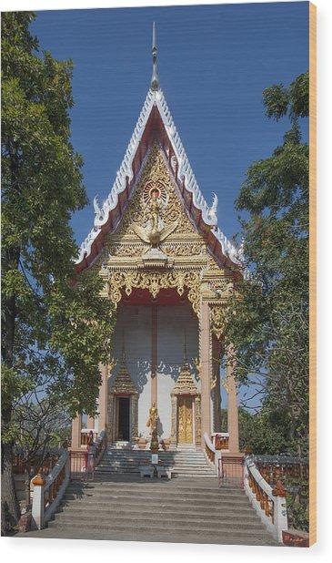 Wat Laksi Ubosot Dthb1426 Wood Print