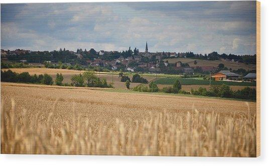 Weilerbach Germany Wood Print