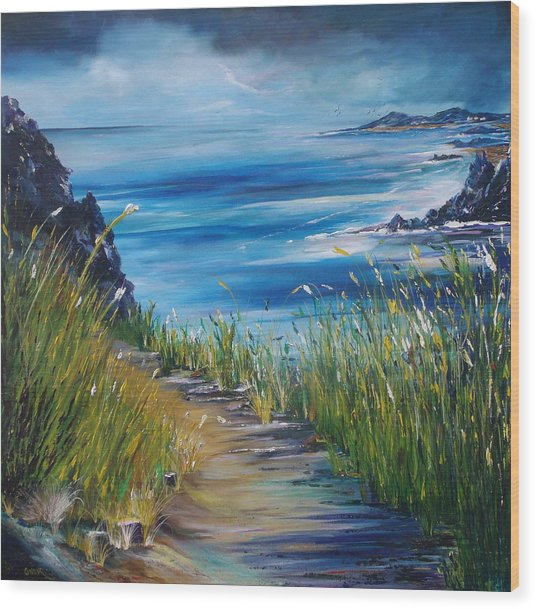 West Coast Of Ireland Painting By Conor Murphy