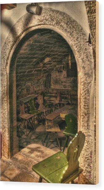 Where Is The Hofbrau II Wood Print