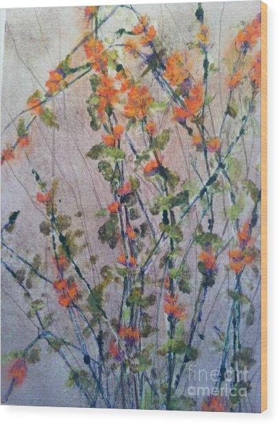 Wilds Wood Print