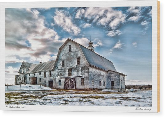 Windham Vacancy Wood Print