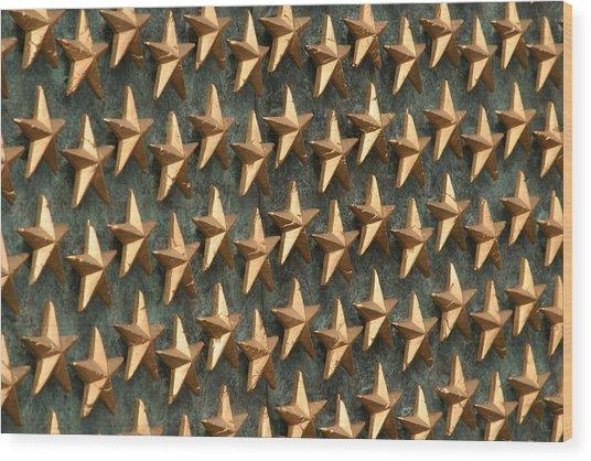 World War II Memorial - Washington Dc - 011320 Wood Print by DC Photographer