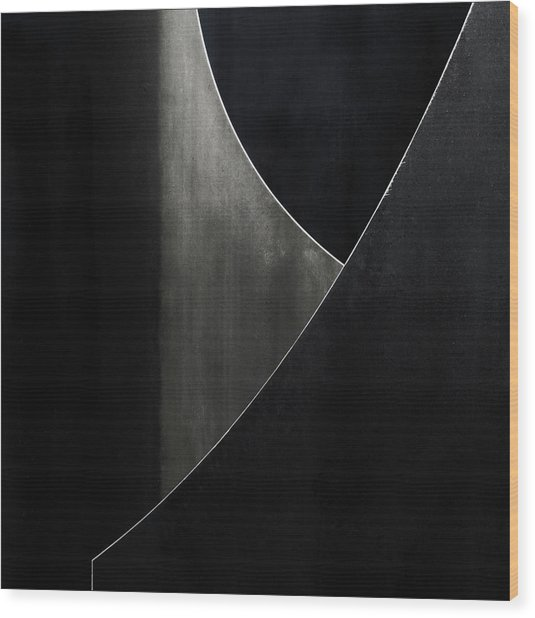 Ypsylon Wood Print