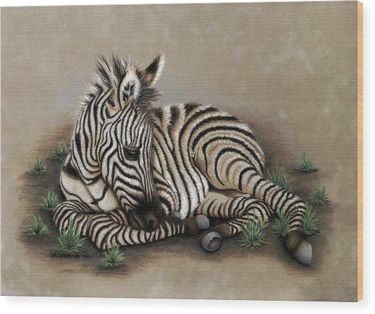Zamir Wood Print