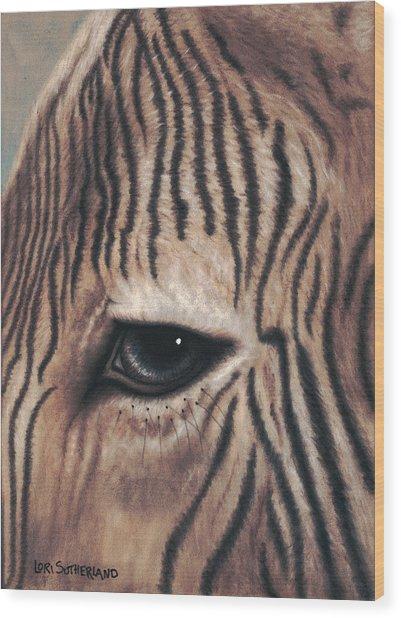 Zane Wood Print