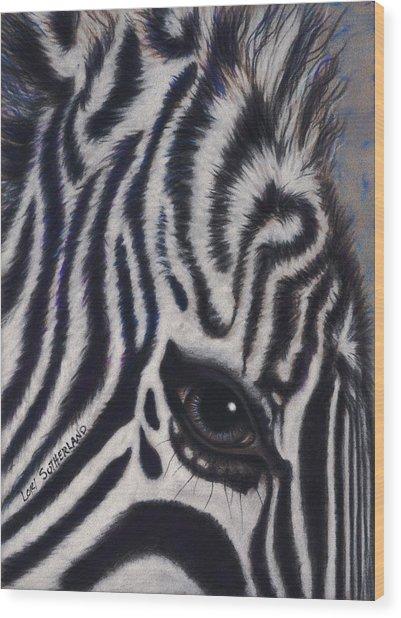 Zatari Wood Print