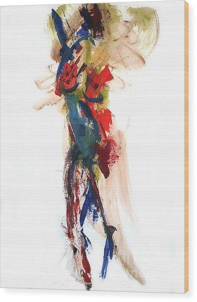 04160 Joy Wood Print