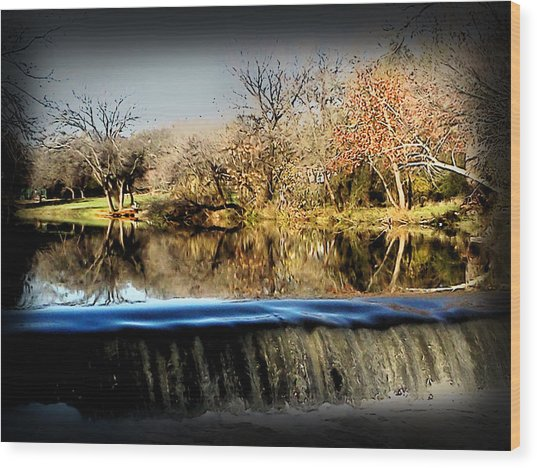 Brushy Creek II Wood Print by James Granberry