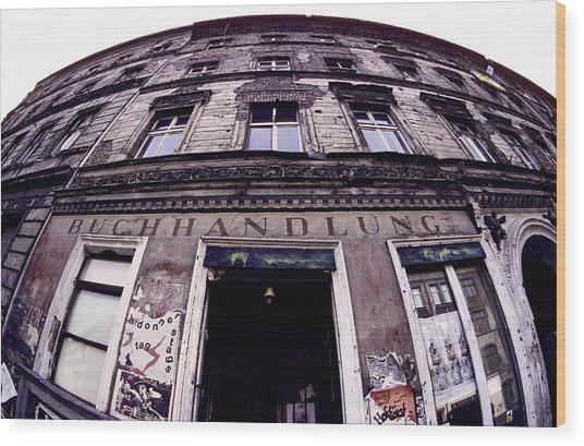 East Berlin Wood Print