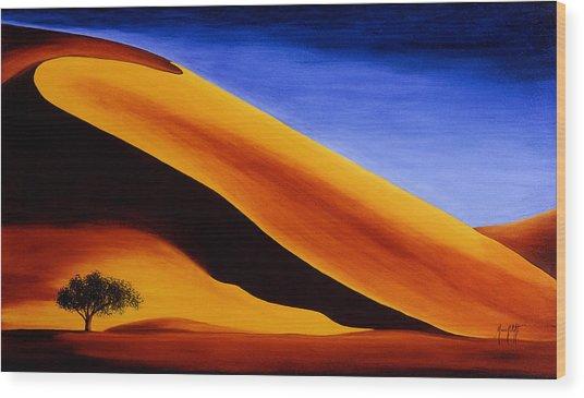 Namibia 2 Wood Print