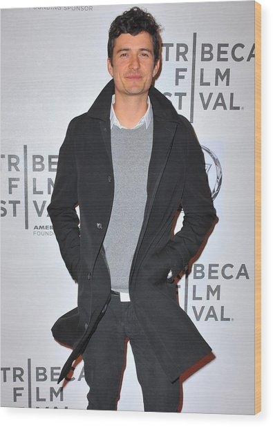 Orlando Bloom At Arrivals For The Good Wood Print
