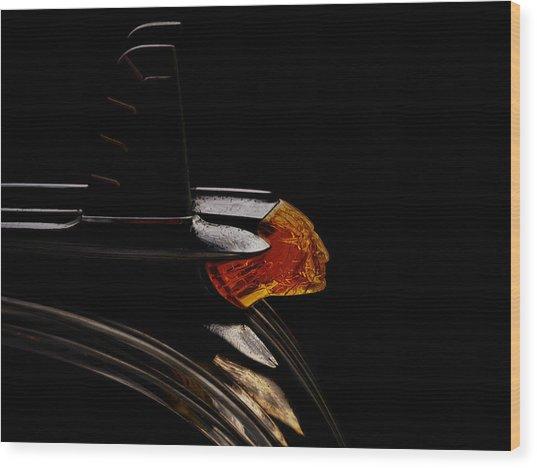 1953 Pontiac Indian Chief Wood Print