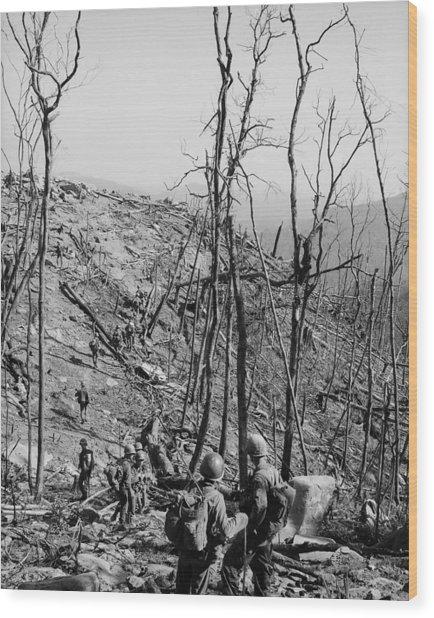 Vietnam War South Vietnamese Soldiers Photograph By Everett