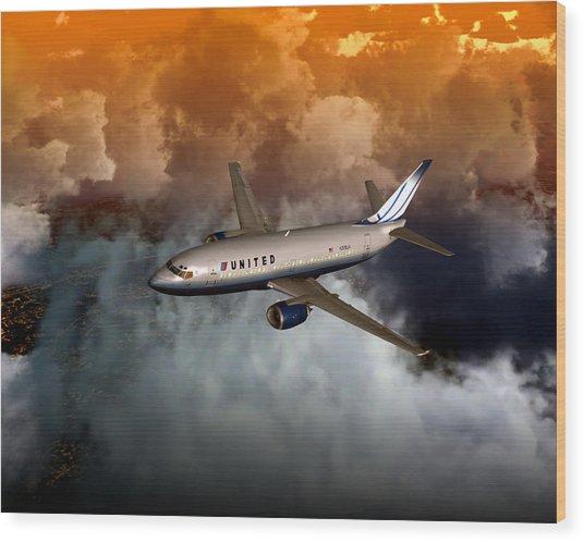 737 Ua 20x16 01 Wood Print